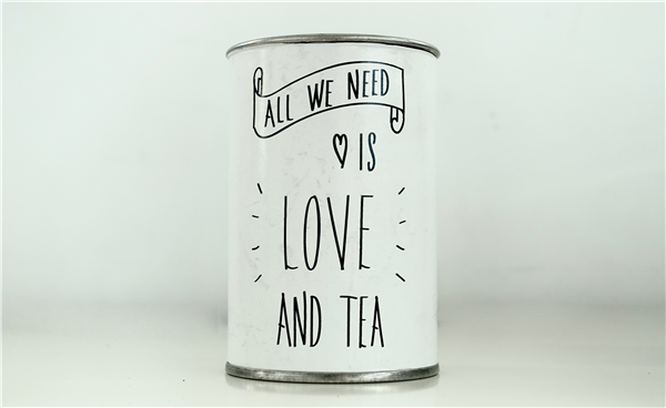 all we need is love çay kutusu
